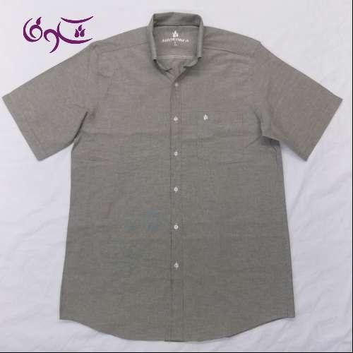 پیراهن مردانه آستین کوتاه شکوفا